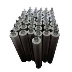 Material de fibra de vidro cartuchos do filtro hidráulico substituir a hilco hilliard426-01 pH-CG1V filtro de óleo combustível líquido para filtragem de óleo
