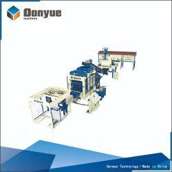 Totalmente Automática da linha de produção8-15 QT Equipamentos máquina de tijolos
