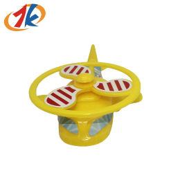 Piccolo giocattolo di plastica d'imitazione promozionale dell'aeroplano per i capretti