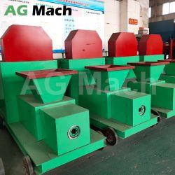 Heet verkoop Houten het Scheren van het Afval van de Biomassa Briket Makend Machine