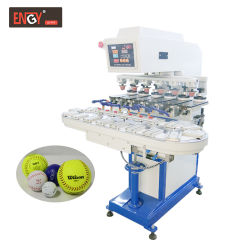 Het veelkleurig Model van de Printer van het Stootkussen Tampo/Glas/de Plastic Machine van de Druk van het Stootkussen van het Blad van het Ijzer