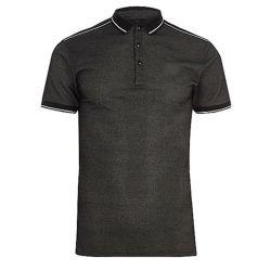 Les hommes Polo-Shirts Fancy 95% coton 5% Spandex T-shirts polo