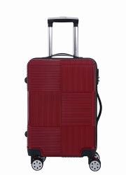 Nuevo diseño de 4 ruedas, ABS y doble maleta de equipaje (XHP PC104)