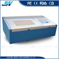 40W 50W Carimbo Laser Pequenas Máquinas de corte de gravura de Borracha