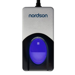 Entrada de impressões digitais de presenças Webserver de alta velocidade USB do leitor biométrico de impressões digitais Fingerprint Sensor com o SDK