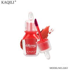 Частный Kaqili логотип красного граната с увлажняющим Lipgloss