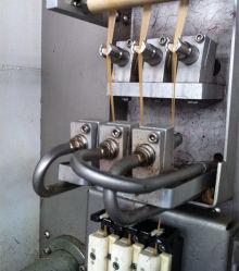 خط الإنتاج - توزيع حلزوني على شكل يرصف السجاد BY-Component PP66 الماكينة