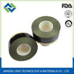 Paño de fibra de vidrio con recubrimiento de adhesivo de silicona cinta adhesiva de TEFLÓN