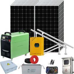 10MW PV-Diesel Tapón exterior de las plantas de generación de energía híbrida Portatil de iones placas solares para piscina de energia
