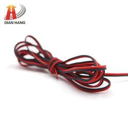 Usine d'alimentation du capteur de température étanches haute température isolés de PVC du câble du capteur de contrôle sur le fil électrique fil isolé éclaircis fil souple de cuivre