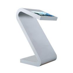 Independiente de 55 pulgadas LCD Digital Signage de autoservicio o pantalla táctil capacitiva de infrarrojos Smart Table