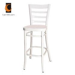 Lucha contra la decoloración sillas de jardín al aire libre de alta tabla deposiciones para Restaurante muebles Silla (WD-06052)