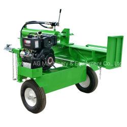 Motor a gasolina Horizontal e Vertical 20-40 Ton Divisor de Registro Hidráulico