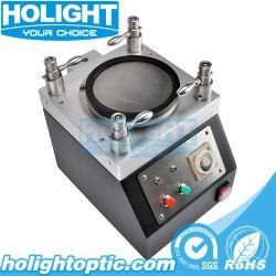 正方形加圧型光ファイバー研磨機