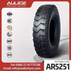 10.00R20 tout en acier Minging TBR radial se spécialisent dans le domaine de surcharger AR5251 Aulice usine de pneumatiques ISO, DOT, GCC, la SNI, de certificat