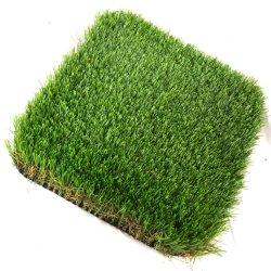 Design paysagiste décoratif de l'herbe le tapis de gazon synthétique gazon mixte carrelage de sol