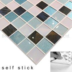 Cuisine DIY Peel & Stick Auto-adhésif autocollant panneau mural/mur tuile pour la décoration murale Cuisine, dosseret, Salle de bains, compteur haut de page