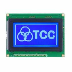 20 LCD van de Wijze van de Vertoning van de speld 128X64/128*64/12864 de Blauwe/Geelgroene Module van het Scherm