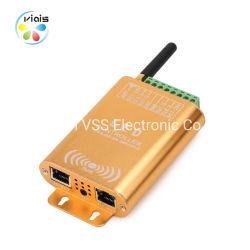 Ws2811 TM1812のストリップのためのスマートなRGB WiFi LEDのコントローラ