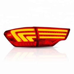 Для Toyota Highlander 2014-2017 светодиодный задний габаритный фонарь заднего фонаря
