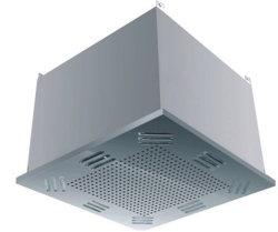 Filtre HEPA Air efficace Plenum Box pour salle blanche