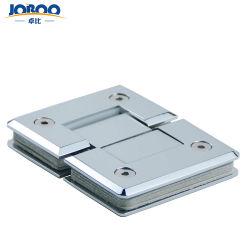 Comercio al por mayor de la fábrica de Guangdong de buena calidad de suministro de bisagra de puerta de cristal de ducha sin cerco Hardware para la puerta de cristal el cuarto de baño