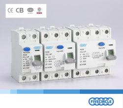 高品質40A中国の回路ブレーカへの磁気ACタイプRCCB 2p/3p/4p 16