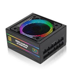 650W-850W CE ATX блок питания ПК с 14см RGB электровентилятора системы охлаждения двигателя