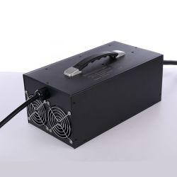 Vendita diretta in fabbrica 28,8 V 29,2 V 100A 3600 W caricabatteria per 8 s. Batteria LiFePO4 da 24V 25,6 V per strumenti elettrici/monitoraggio wireless/EV/scooter/solare