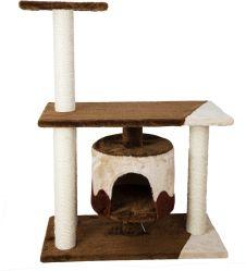 Mobili Cat Su Più Livelli Con Scratcher House Coperta Da Sisal