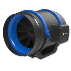 Plastic Ventilator Twee van de Buis van de Stroom van de Mengeling Gealigneerde - snelheid 4 Duim