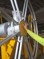 Motorisiertes Kabel-wirbelndes System für Portalkräne und Laufkräne (MCR-20)