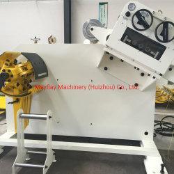 Macchina automatica 2 del raddrizzatore di Decoiler della macchina della fabbrica in 1 macchina del Leveler e di Uncoiler