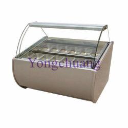 Congelatore in lotti del gelato di alta qualità con la Francia famosa Tecumseh