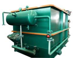 Système de flottation à air dissous, le pétrole et de l'eau Usine de traitement du séparateur
