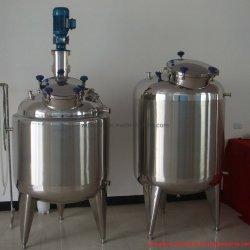 Корпус из нержавеющей стали изготовление вертикальных молоко /воды бак для хранения и ферментеры