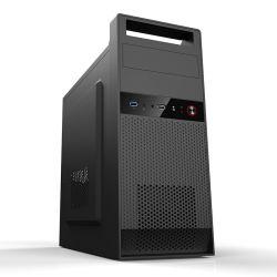 Schwarzer Matx Computer-Kasten mit Hebegriff