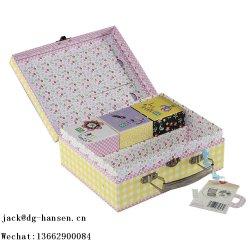 [هيغ-غرد] طباعة ثابت مستحضر تجميل بطاقة هبة ورقيّة يعبّئ صندوق