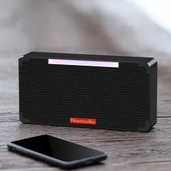 Hete Verkopende Multifunctionele Draagbare Zwarte Rode Spreker Bluetooth met FCC van Ce RoHS