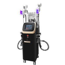 Producto caliente 4 criotubos gestionar 40K de RF cavitación Lipolaser Cryolipolysis Máquina para Body Shaping