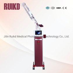 Дробным CO2 лазерных вагинальные омоложения/медицинской помощи по уходу за кожей CE машины