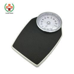 Sy-G072 de draagbare Mechanische Schaal van het Gewicht van de Schaal van de Badkamers Digitale