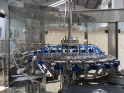 Frasco de vidrio de la salsa de la arandela y la velocidad de llenado con la producción rápida y precisa de precisión de llenado