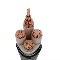 Baixa voltagem no fio de aço Armored todos os tipos de 50mm a 95mm XLPE 4 Core blindados de cabo de alimentação