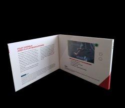 4,3-дюймовый цветной TFT ЖК-дисплей Новый год видео для поздравительных открыток
