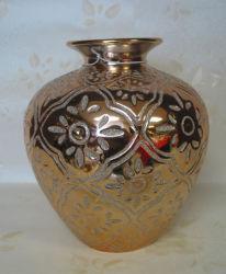 De gouden Vaas van de Bloem van de Keramiek (YS11199)