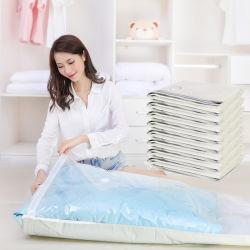 Grandi coperte stampate personalizzate Set sottovuoto sigillato Space Saver Vacum Borsa per abiti