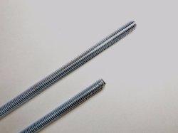 DIN 975 Classe 4.8 M10 * 1000, revestimento de zinco, todas as hastes roscadas