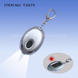 太陽LEDのキーホルダーライト(T2075)