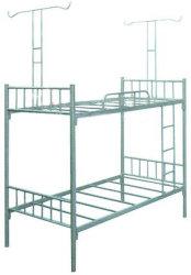 Mobilia del dormitorio della camera da letto della base di cuccetta del personale della base di cuccetta degli allievi del banco della base di cuccetta del doppio del ferro saldato della base di cuccetta del metallo